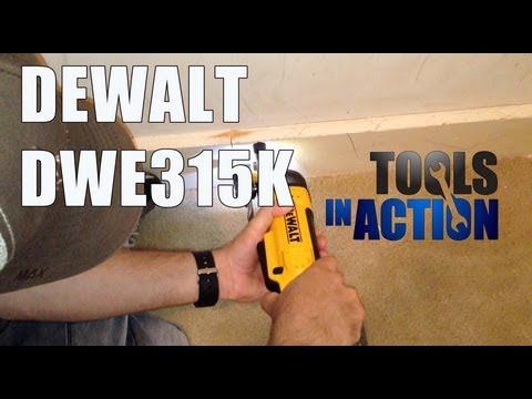 Мултифункционален инструмент DeWALT DWE315 с SDS #GFgml6WaLHQ
