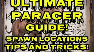 ARK: Survival Evolved - Ultimate Paracer GUIDE | Mobile Tower |  Paraceratherium Base GUIDE