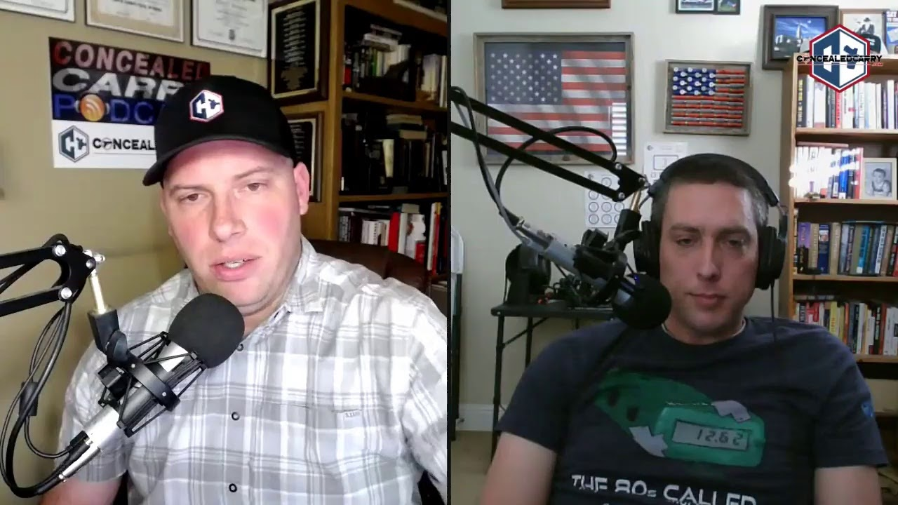 Ep490 - Carrying Your Gun in a Ready Condition