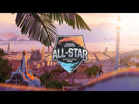 Southeast Asia vs Japan Game 1 Highlights Grand Final - IWC All-Star 2016 - GPL vs LJL G1