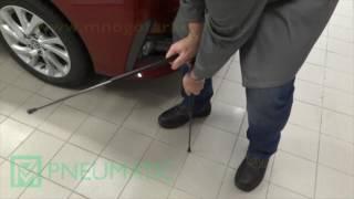Амортизатор (упор) капота на Toyota Corolla KU-TY-CL11-00 (обзор, установка)