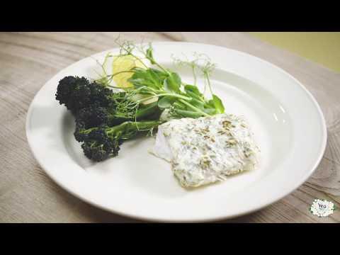 Natural Yogurt Recipe - Fish Marinade