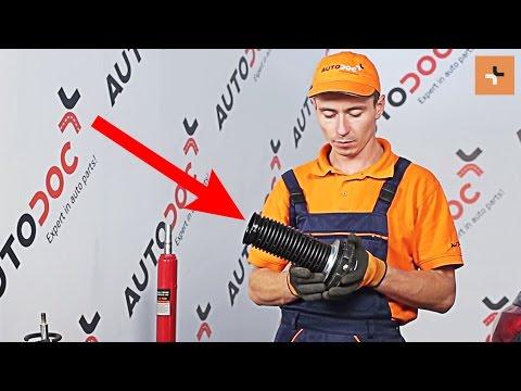 How to replacesuspension strut repair kitonVW PASSAT CC 1 TUTORIAL | AUTODOC
