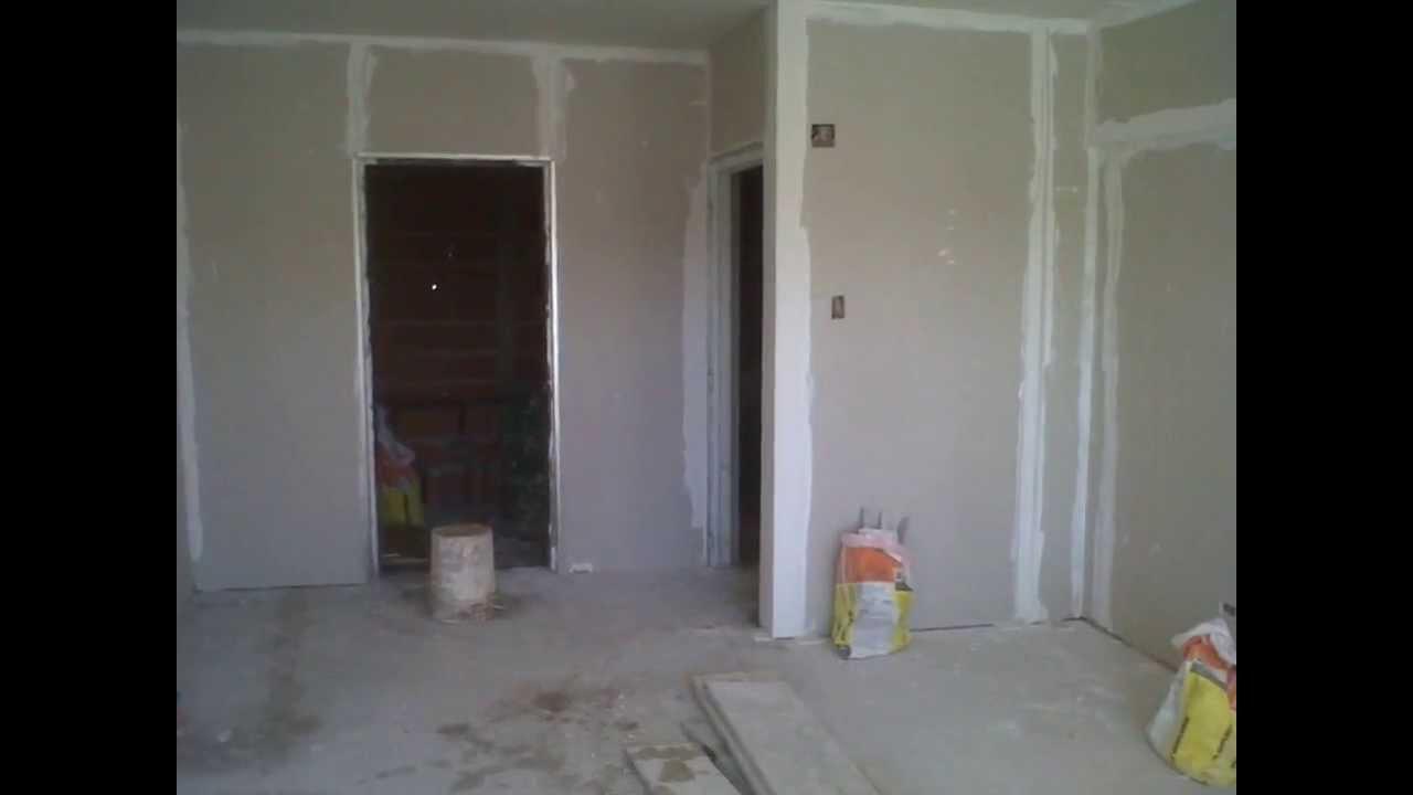 Revoque seco acabado youtube - Aislantes termicos para paredes interiores ...