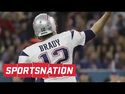 Is Tom Brady The Best NFL Player? | SportsNation | ESPN