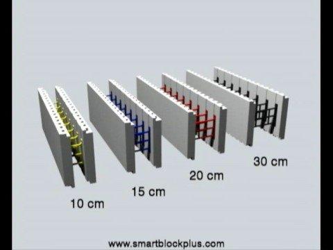 Espana encofrados bloques t rmicos ac sticos eps for Construccion de piletas de agua