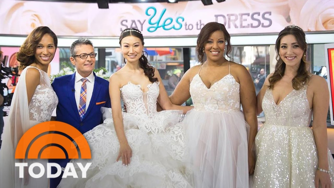 'Say Yes To The Dress' Host Randy Fenoli On 2017 Wedding