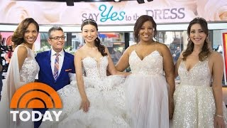 'Say Yes To The Dress' Host Randy Fenoli On 2017 Wedding Gown Trends | TODAY