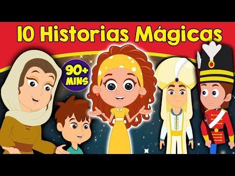 10-historias-mágicas---cuentos-infantiles-español-|-cuentos-de-hadas-españoles-|-cuentos-para-dormir