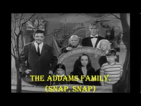 Addams Family Opening Theme Song With LyricsBest Version On