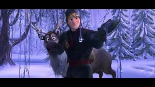 FROZEN- ANNA & KRISTOFF MOMENTS!