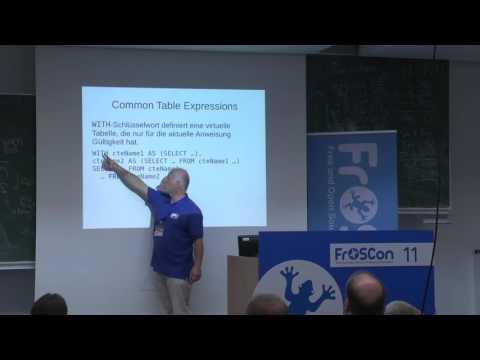 Komplexe Abfragen mit aktuellem SQL