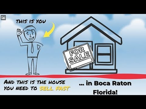 Sell My House Fast Boca Raton: We Buy Houses in Boca Raton and South Florida