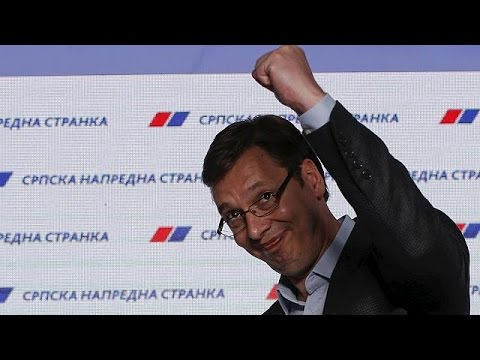 Pro-EU Progressive Party claims Serbia's general election