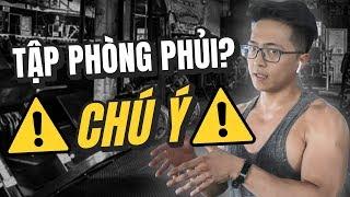Ep 73: Những chú ý khi TẬP PHÒNG PHỦI cho NGƯỜI MỚI TẬP | Pull 1| An Nguyen Fitness