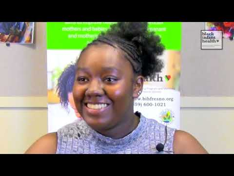 Black Infant Health, Fresno: Special Reality Palm's Story Part 2-Wk8