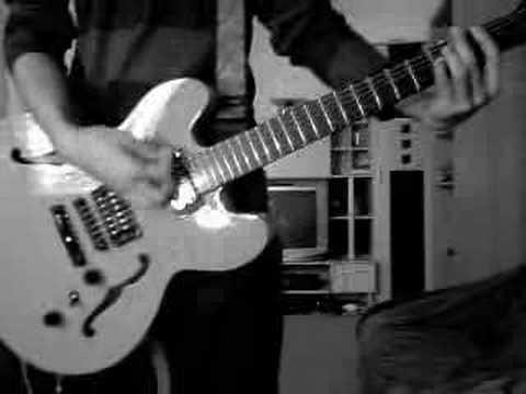 Die Ärzte - Allein (E-Gitarre Cover / ohne Gesang)