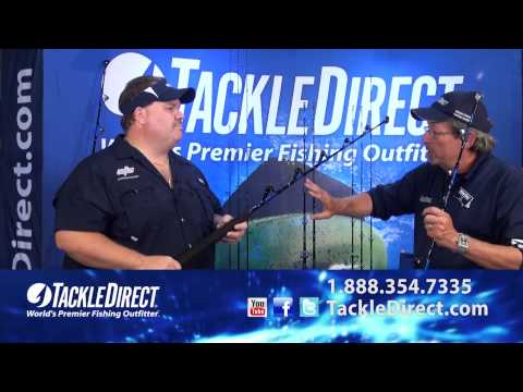 CTS Offshore Rods At TackleDirect