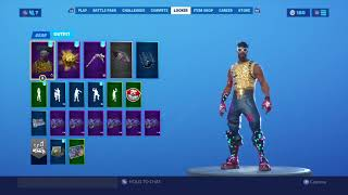 *NEW* FUNK OPS SELECTABLE STYLES!!! (FREE BACKBLING) FORTNITE BATTLE ROYAL