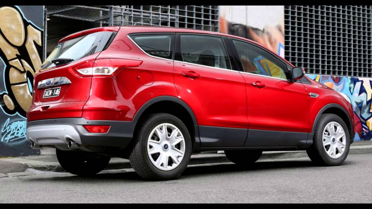 Image Result For Ford Kuga Red