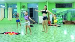 Trung tâm dạy múa bụng tại SG - Bellygirls Group - Hazihi Laylati