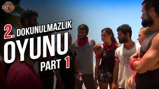 2. Dokunulmazlık Oyunu 1. Part   37. Bölüm   Survivor Türkiye - Yunanistan