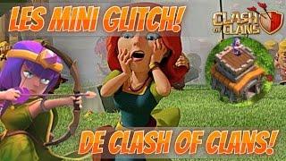 Clash Of Canapé - LES MINI GLITCH DE CLASH OF CLANS