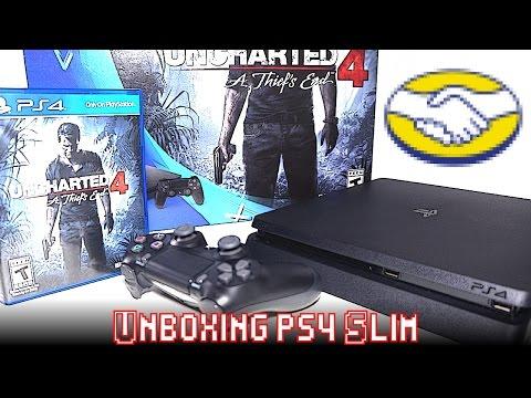Playstation 4 Slim do Mercado Livre - Unboxing e Impressões