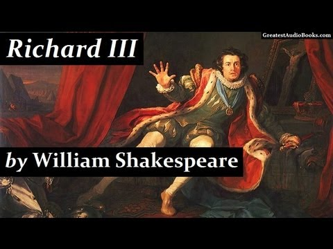 RICHARD III by William Shakespeare - FULL AudioBook | Greate