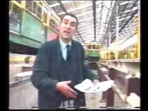 Transit - Melbourne Trammies Calling Calcutta 1 (1996)