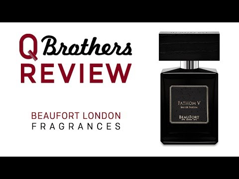 Q Brothers Review BeauFort London Fragrances by Leo Crabtree