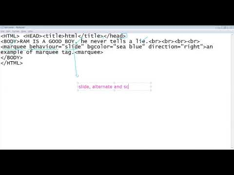 FULLTUTORIAL- HTML(PART5) FOR BEGINNERS.ATTRIBUTETHATENHANCE  WEBPAGE WITH ANCHOR TAG ANDTHE CODING.