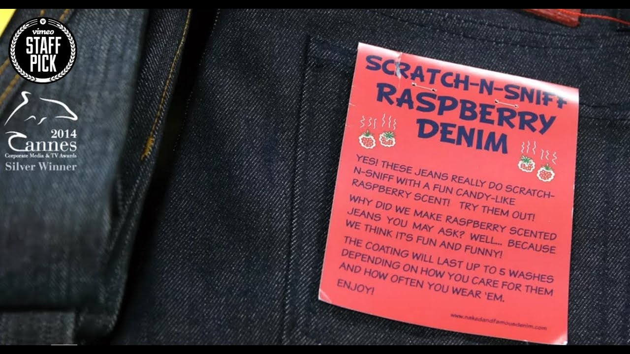 c57f9eec Naked & Famous Denim - The World's Most Innovative Jeans - YouTube