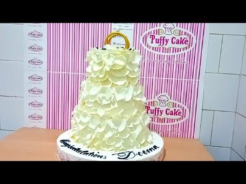 """wedding-cake-with-white-chocolate-design---ideas"