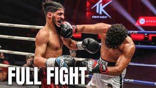 Adam Saleh vs Walid Stars FULL FIGHT (HD)