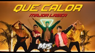 Major Lazer x MJ5 - Que Calor (Ft. J Balvin & El alfa)