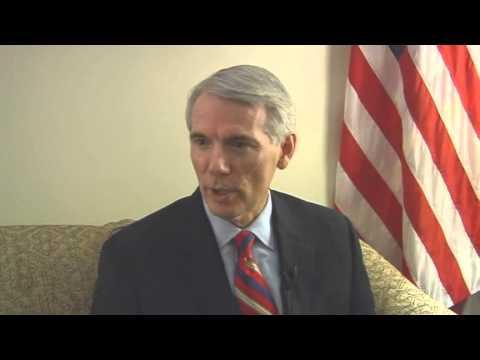 NBC 24 interview with US Senator Rob Portman (R) Ohio