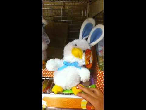 cool singing easter toys !