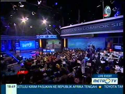 MATA NAJWA FULL    Memilih Wakil Rakyat     Part 1 5  Wawancara Jokowi, Dahlan, JK Dan Ahok