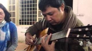 Nụ Hồng Mong Manh Guitar Cover