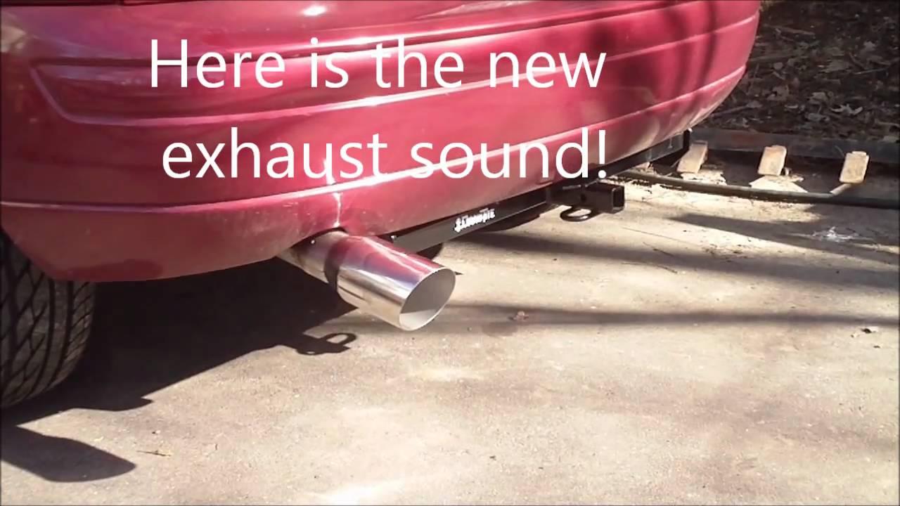 2000 ford focu exhaust diagram [ 1280 x 720 Pixel ]