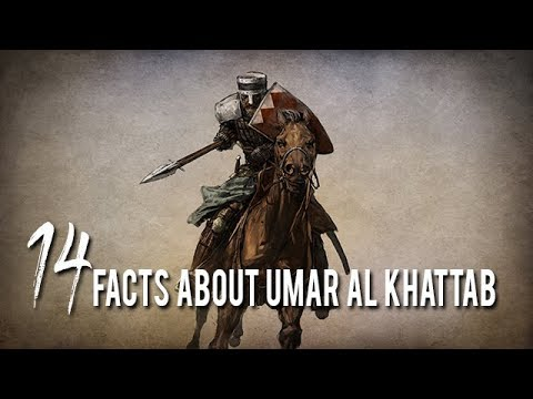 14 Facts About Umar Ibn Al Khattab || AMAZING FACTS