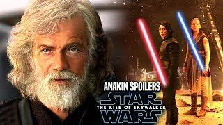 The Rise Of Skywalker Anakin Spoilers Will Shock Fans! (Star Wars Episode 9)