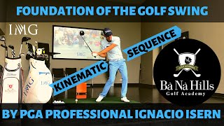 The Foundation of the Golf Swing