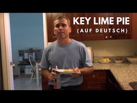 Key Lime Pie Rezept auf Deutsch | Folge 2 | Floridas berühmter Nachtisch