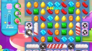 Candy Crush Soda Saga Level 1248 (3 Stars)