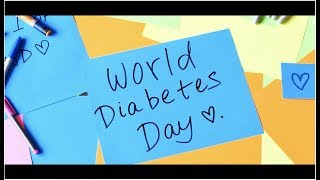 WORLD DIABETES DAY 💙