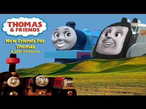 New Friends For Thomas DVD TWR Remake!