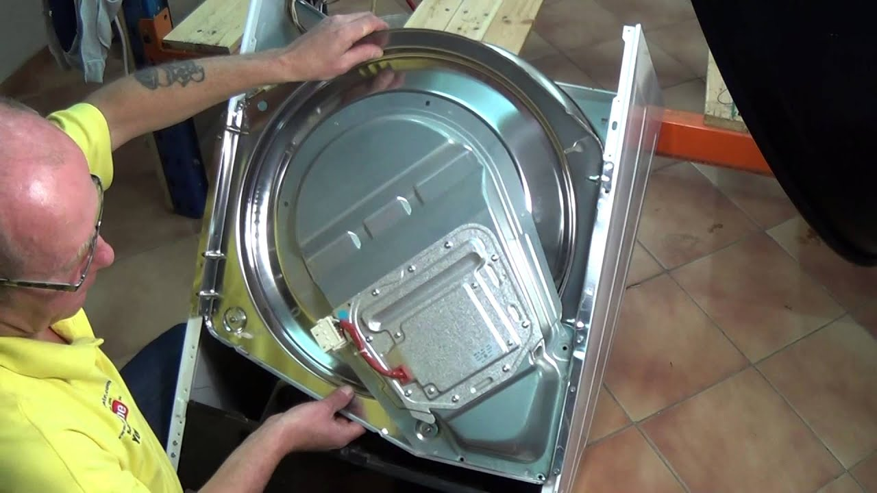 How to replace a tumble dryer belt Whirlpool, Bauknecht, Bosch ...