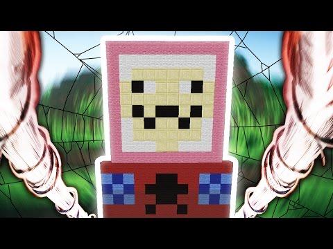 SPIDERSHEEP THE SUPERHERO!! | Minecraft